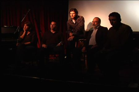 OSNS panel discussion, Los Angeles, CA, June 2009