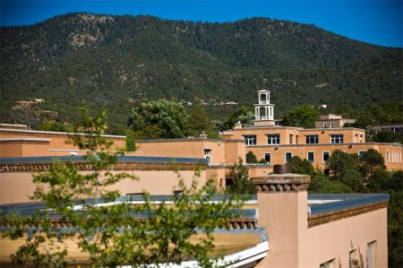 St John's College in beautiful Santa Fe, NM.